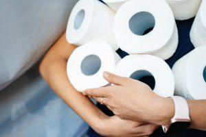 Początki papieru toaletowego