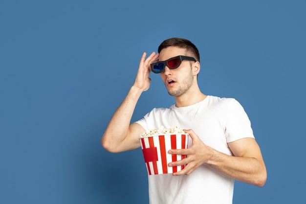 opakowanie na popcorn