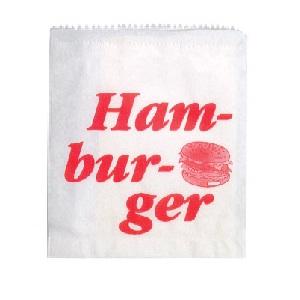 koperta hamburger 250szt